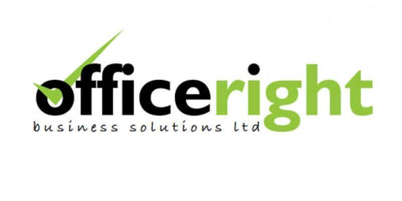 Huge thanks to Office Right Business Solutions Ltd